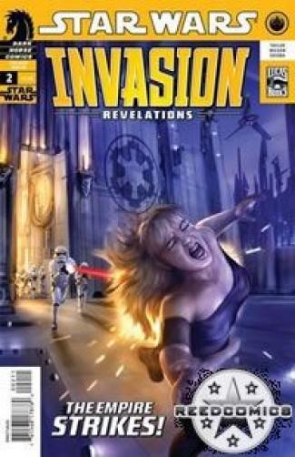 Star Wars Invasion Revelations #2