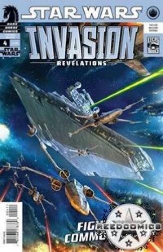 Star Wars Invasion Revelations #4