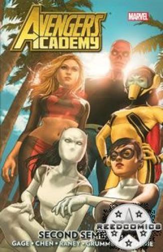 Avengers Academy Second Semester Graphic Novel
