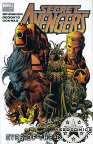 Secret Avengers Volume 2 Eyes of the Dragon Premier Hardcover