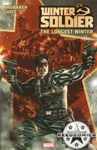 Winter Soldier Volume 1 The Longest Winter Graphic Novel