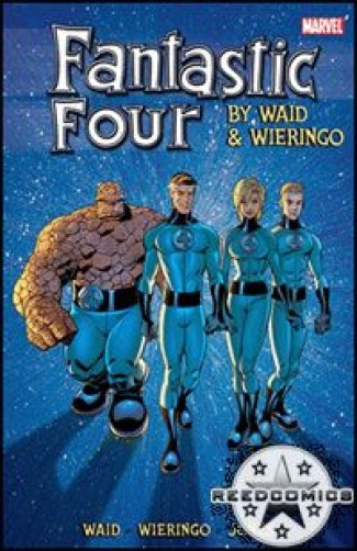 Fantastic Four By Waid & Wieringo Ultimate Collection Book 2 Graphic Novel
