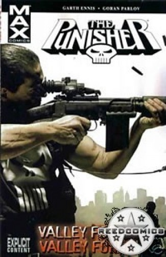 Punisher MAX Volume 10 Valley Forge Graphic Novel