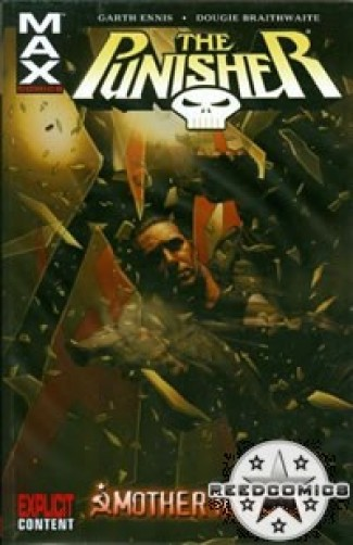 Punisher MAX Volume 3 Mother Russia Graphic Novel
