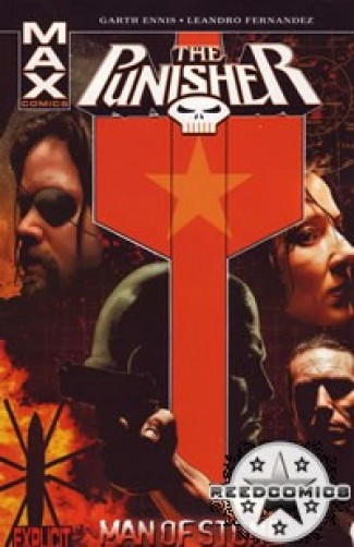 Punisher MAX Volume 7 Man of Stone Graphic Novel