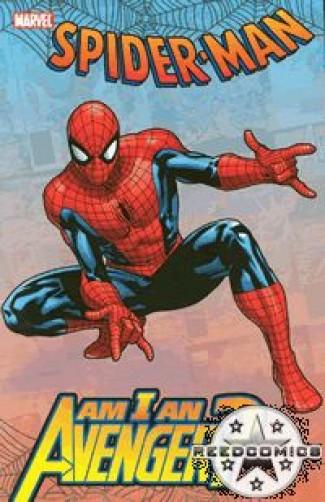 Spiderman Am I An Avenger Graphic Novel