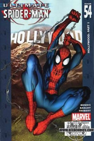 Ultimate Spiderman #54