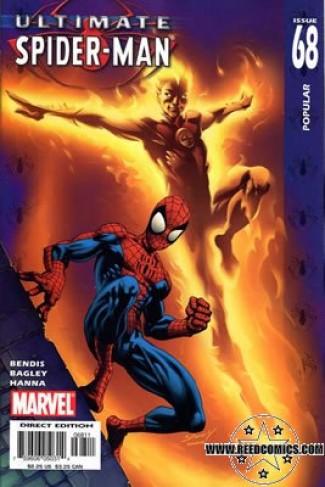 Ultimate Spiderman #68