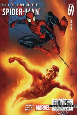Ultimate Spiderman #69