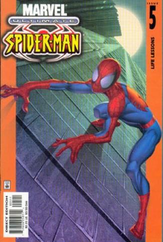 Ultimate Spiderman #5