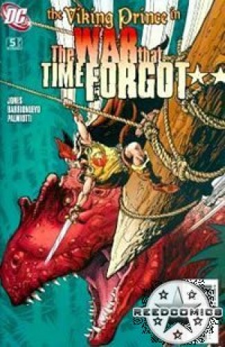 The War That Time Forgot #5