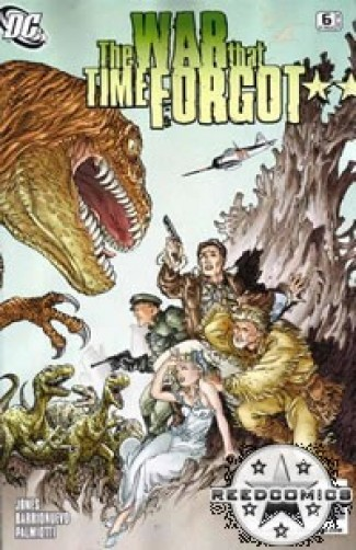The War That Time Forgot #6