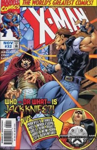 X-Man #32