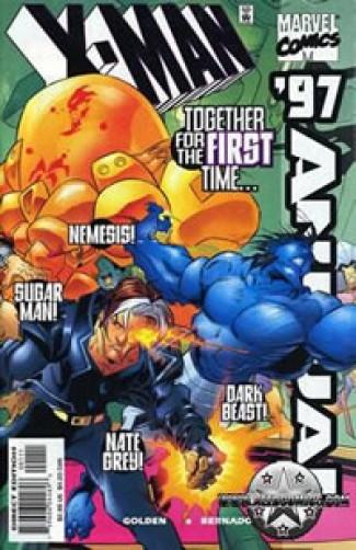 X-Man Annual 1997