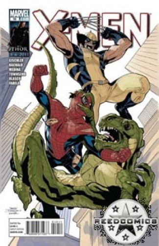 X-Men Comics (New Series) #10