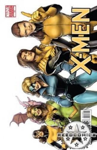 X-Men Comics (New Series) #11 (1:20 Incentive)
