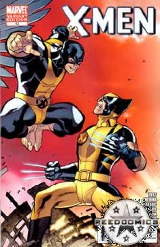 X-Men Comics (New Series) #12 (1:15 Incentive)