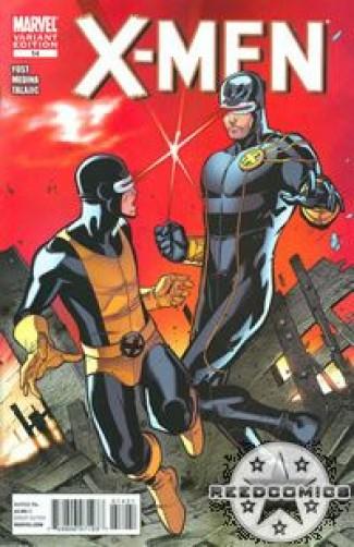 X-Men Comics (New Series) #14 (1:15 Incentive)