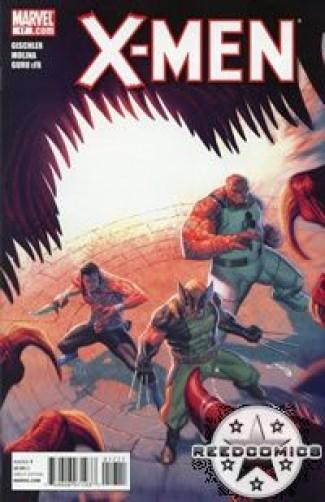 X-Men Comics (New Series) #17