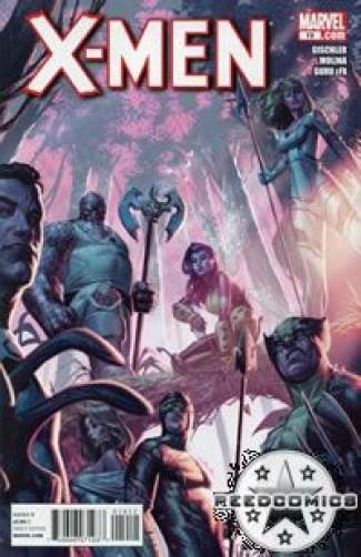 X-Men Comics (New Series) #19