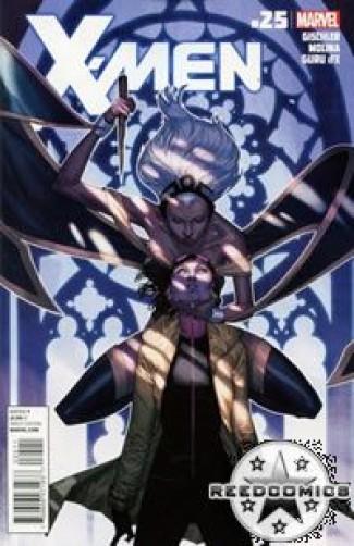 X-Men Comics (New Series) #25