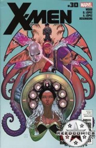 X-Men Comics (New Series) #30
