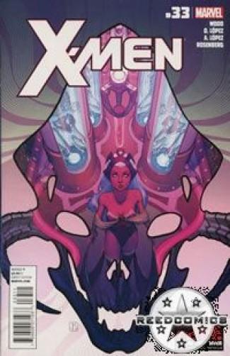 X-Men Comics (New Series) #33