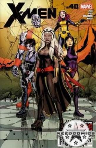 X-Men Comics (New Series) #40