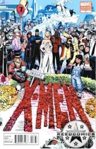 X-Men Comics (New Series) #7 (1:15 Incentive)