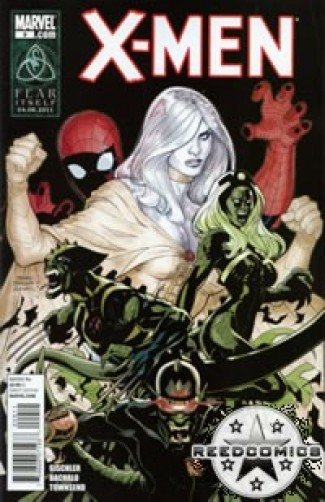 X-Men Comics (New Series) #9