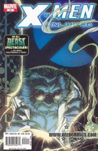 X-Men Unlimited (New Series) #10