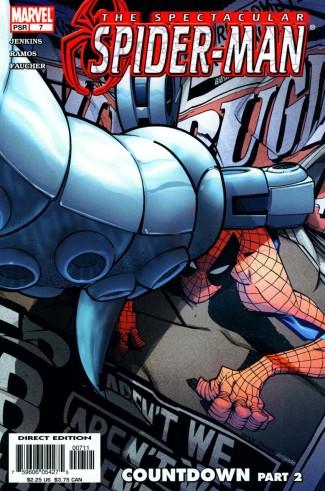 SPECTACULAR SPIDER-MAN #7 (2003 SERIES)