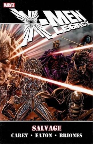 X-MEN LEGACY SALVAGE GRAPHIC NOVEL