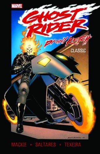 GHOST RIDER DANNY KETCH CLASSIC VOLUME 1 GRAPHIC NOVEL