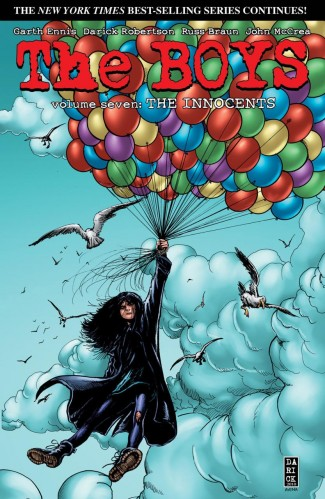THE BOYS VOLUME 7 THE INNOCENTS GRAPHIC NOVEL