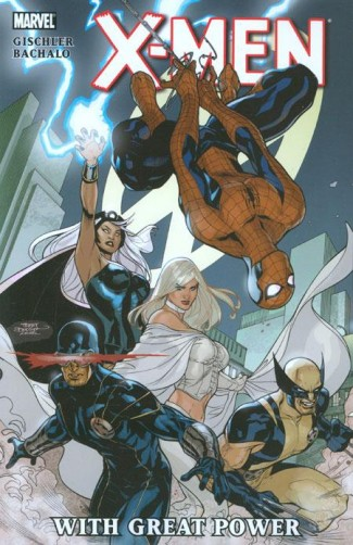 X-MEN WITH GREAT POWER GRAPHIC NOVEL