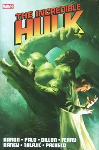 INCREDIBLE HULK BY JASON AARON VOLUME 2 HARDCOVER