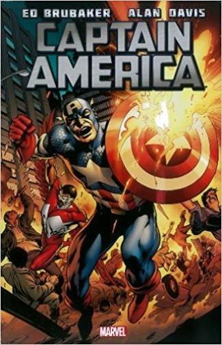 CAPTAIN AMERICA BY ED BRUBAKER VOLUME 2 GRAPHIC NOVEL