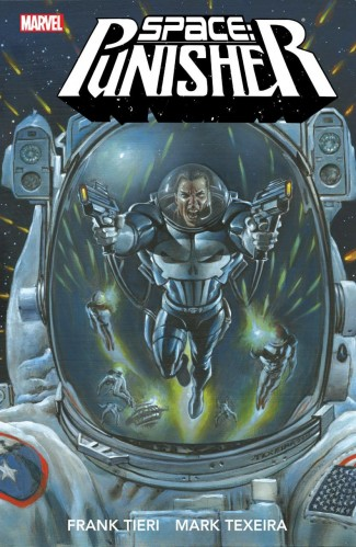 SPACE PUNISHER GRAPHIC NOVEL