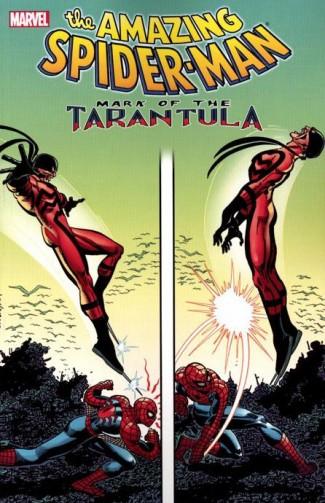 SPIDER-MAN MARK OF TARANTULA GRAPHIC NOVEL