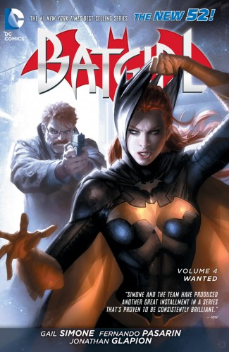 BATGIRL VOLUME 4 WANTED GRAPHIC NOVEL