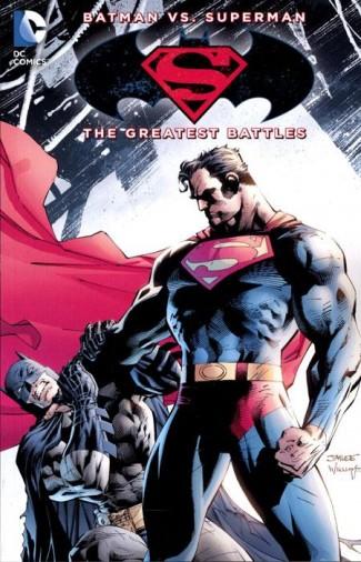 BATMAN VS SUPERMAN GRAPHIC NOVEL