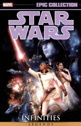 STAR WARS LEGENDS EPIC COLLECTION INFINITIES GRAPHIC NOVEL