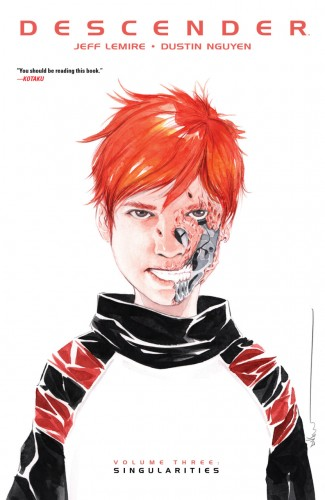 DESCENDER VOLUME 3 SINGULARITIES GRAPHIC NOVEL