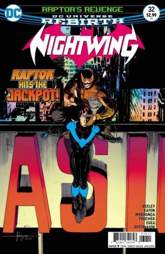 NIGHTWING #32 (2016 SERIES)