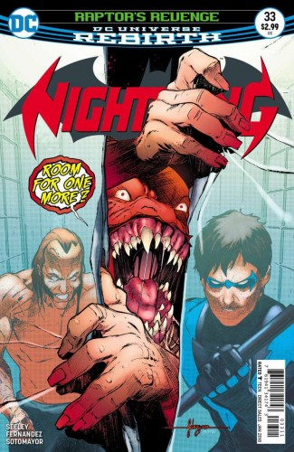 NIGHTWING #33 (2016 SERIES)