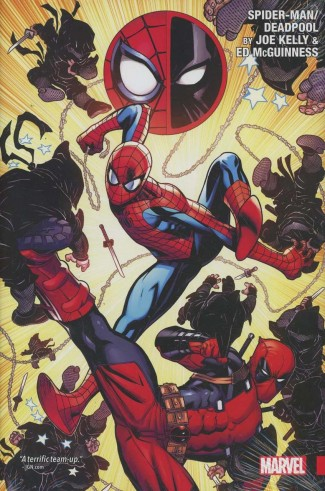 SPIDER-MAN DEADPOOL BY KELLY AND MCGUINNESS HARDCOVER