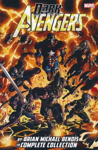 DARK AVENGERS BY BENDIS COMPLETE COLLECTION GRAPHIC NOVEL