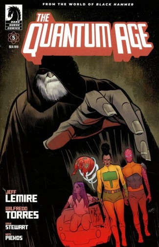 QUANTUM AGE FROM THE WORLD OF BLACK HAMMER #5