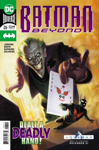 BATMAN BEYOND #26 (2016 SERIES)